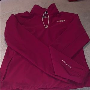 Like new North Face pullover jacket.